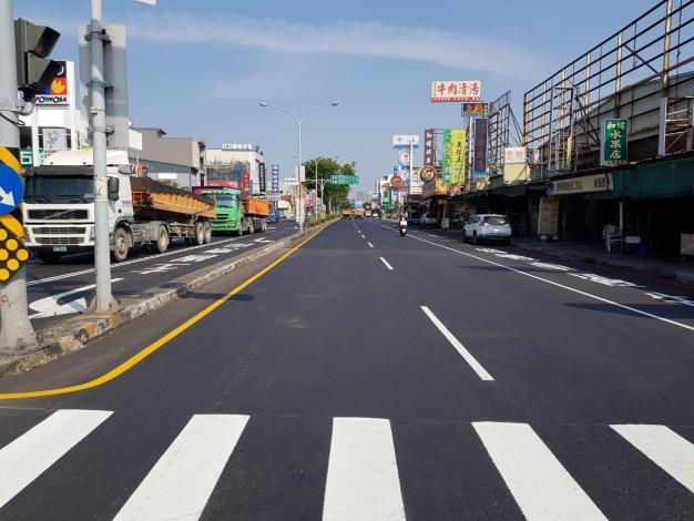 中華西路和緯路口