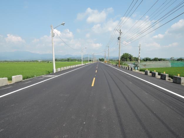 東山區南102線田尾路段(河田高幹46)道路拓寬工程