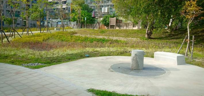 永康區新闢祥合公園設置共融式遊戲場