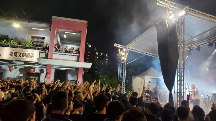 2020臺南言論自由日-演唱會5