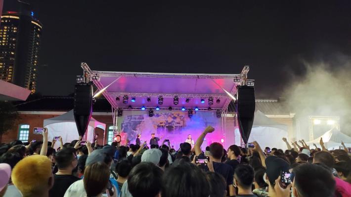 2020臺南言論自由日-演唱會4