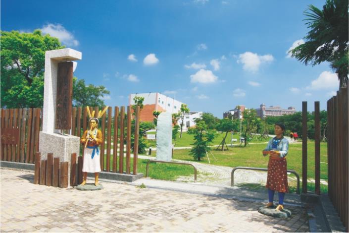 麻荳古港文化園區