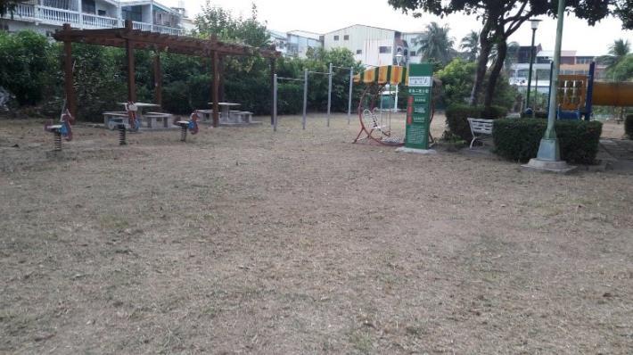 建南二號公園內綠地