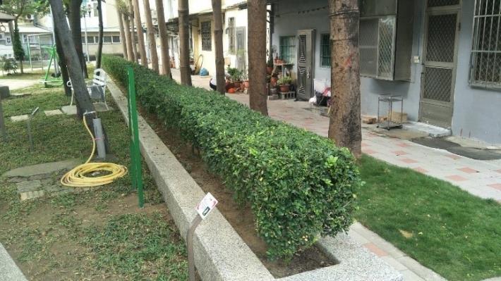 日新二號公園籬笆