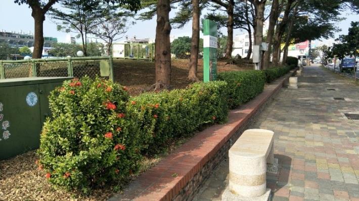 瀨口公園石椅