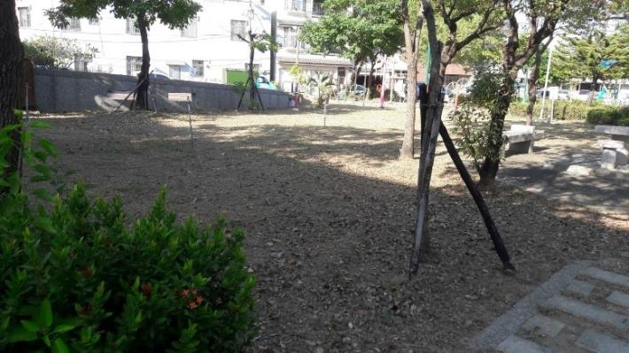 喜樹生活公園植栽