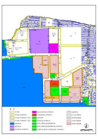 圖3-二空新村B區都更招商案位置示意圖21