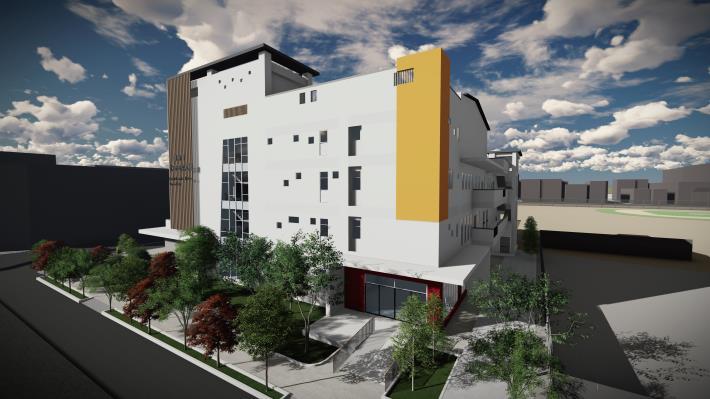 北區區政大樓東北側外觀造型模擬圖_0
