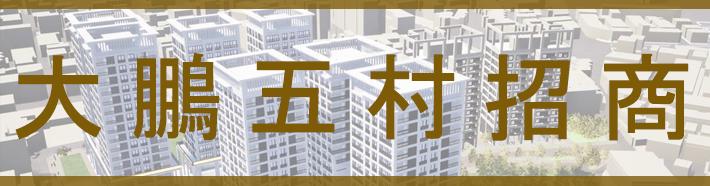 大鵬五村招商