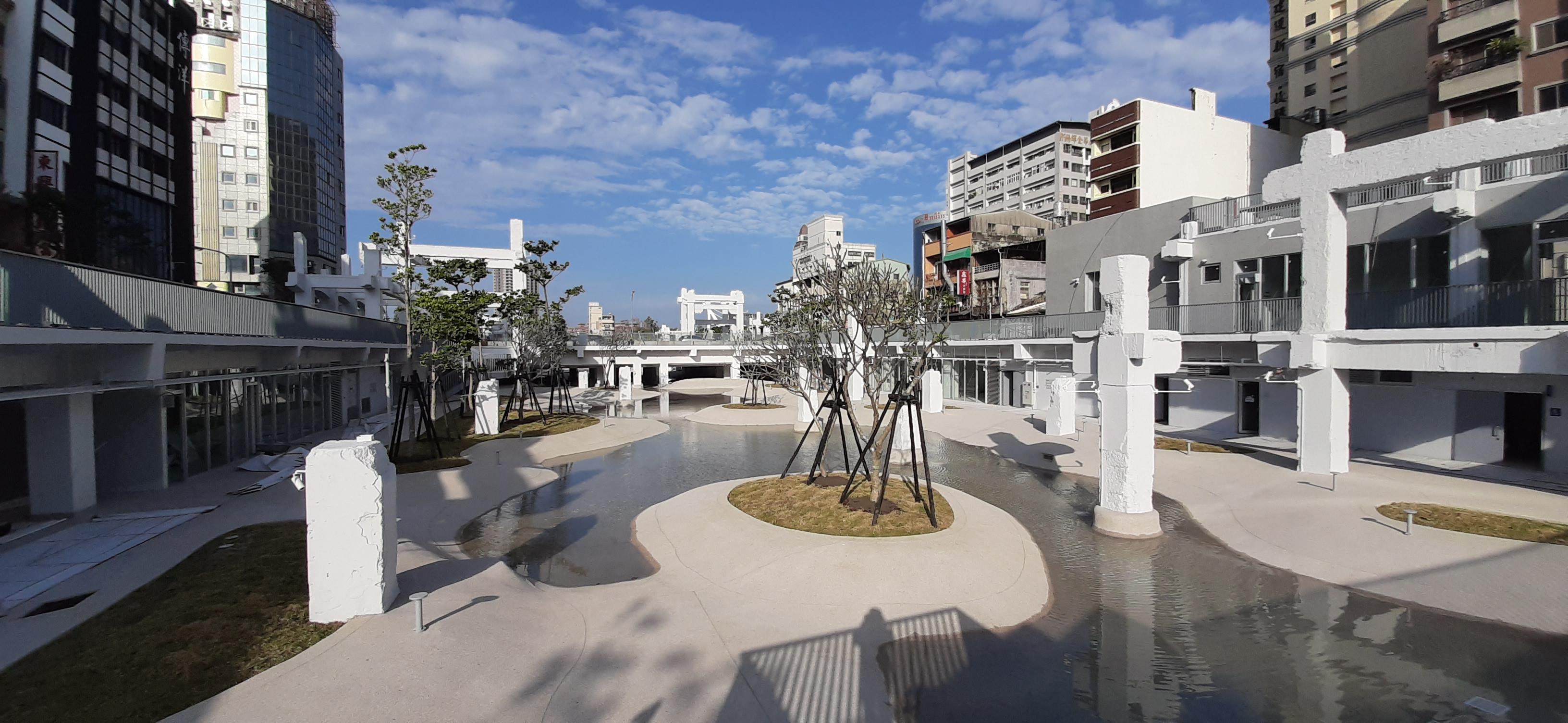 河樂廣場 世界7大最期待公園