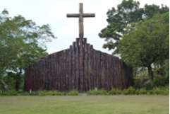 加利利漂流木方舟教堂
