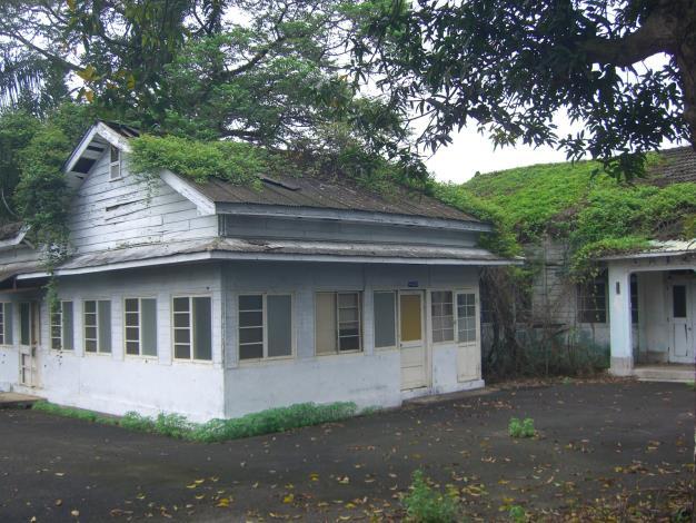 改建前-玉井糖廠-舊小木屋