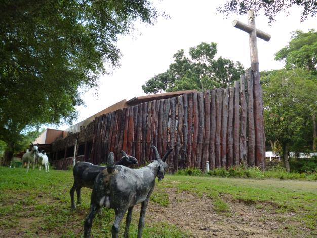 加利利漂流木方舟教堂2