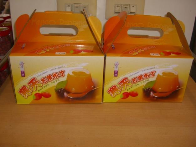 芒果布丁禮盒