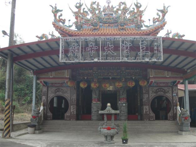 九層林-三官大帝廟