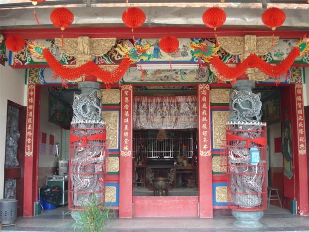 望明里-關聖帝君廟
