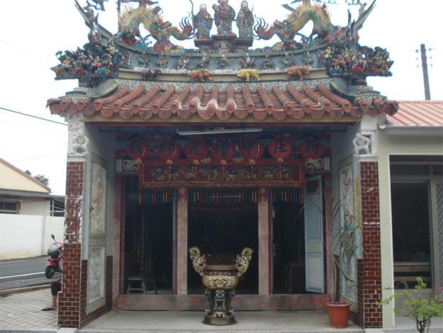 三和里-中壇元帥廟
