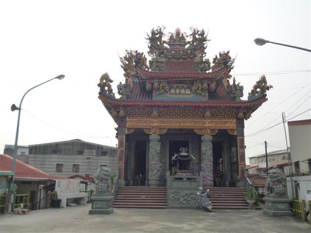 中正里-福德爺廟