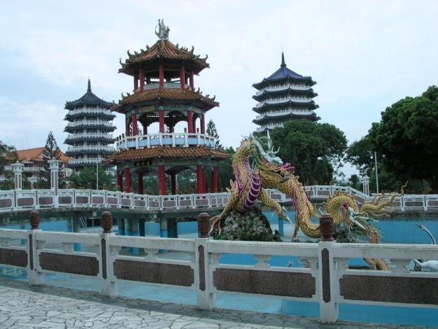 大仙寺塔樓