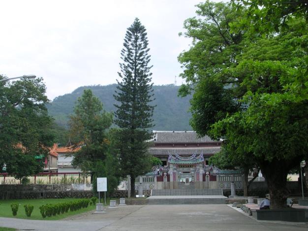 大仙寺風景照