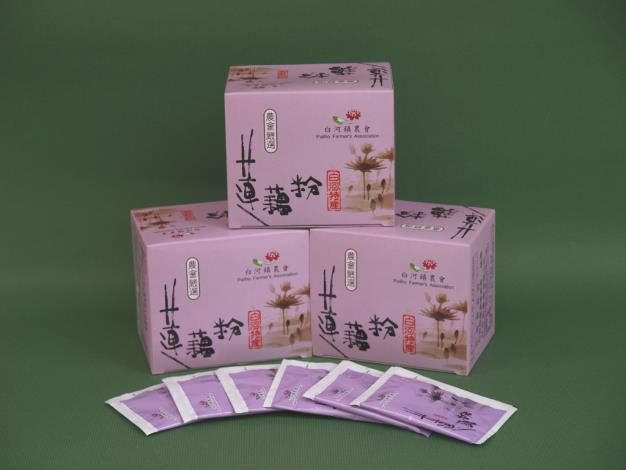 蓮藕粉(隨身包)