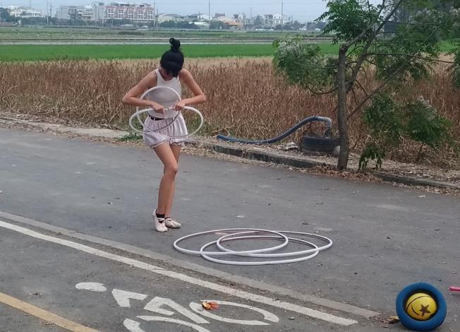 街頭藝人表演活動