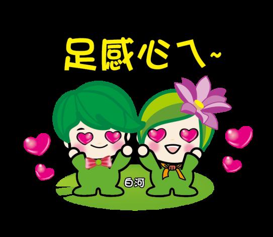白河蓮花季_LINE貼圖-07