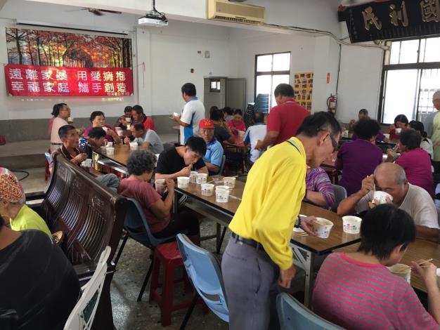 108年度詔豐(玉豐)里地方發展里民慶重陽活動聯誼餐會