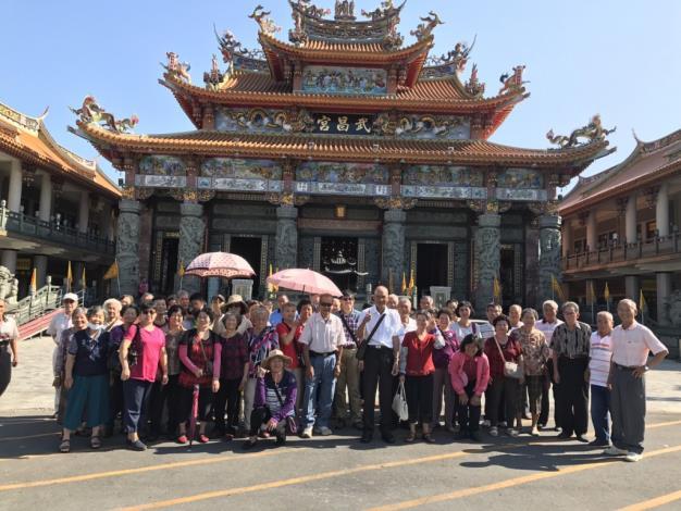 宗教參觀:武昌宮