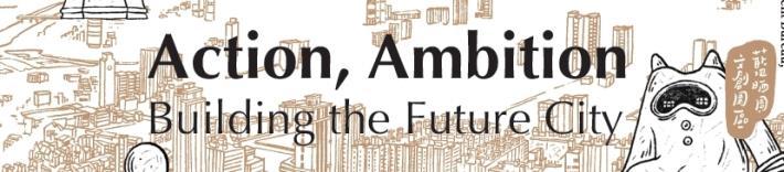 2019 urban development annual report, tainan city[Ebook cover]