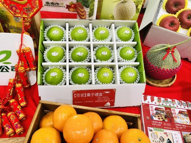 、代表「豐碩」的蜜棗,過年送禮最應景