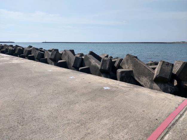 將軍漁港社交距離