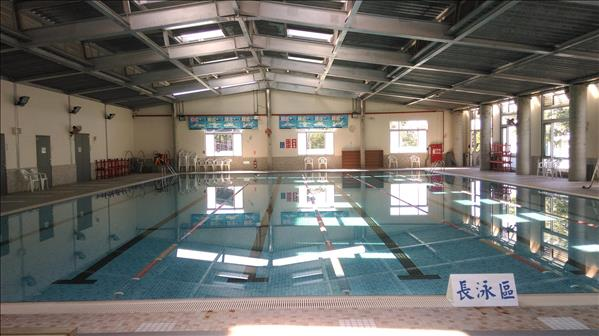新市區游泳池今(110)年暫停開館營運