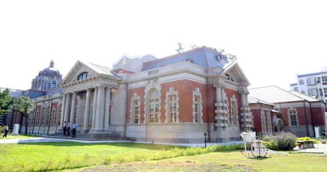 國定古蹟臺南地方法院修復完成現況