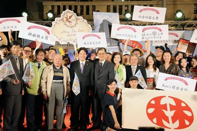市長參與林百貨85周年慶共享歡樂