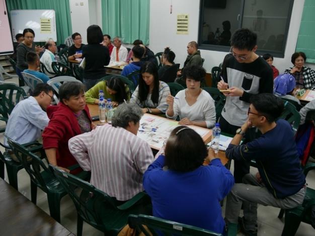公民參與願景工作坊辦理情形