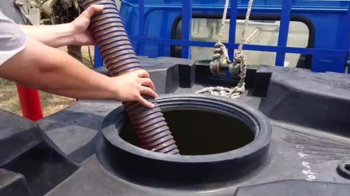 台南市政府水利局配合洗車業缺水危機提供再生水(共2張)-2