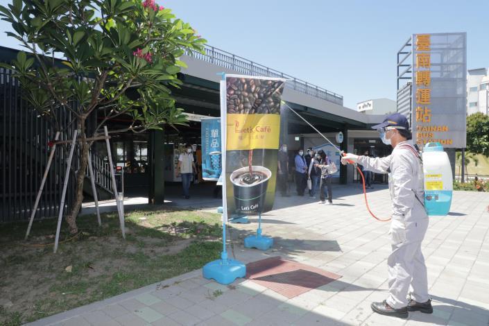 黃偉哲宣佈台南進入準三級防疫狀態 台南要用最嚴謹態度做最萬全準備(共7張)-7