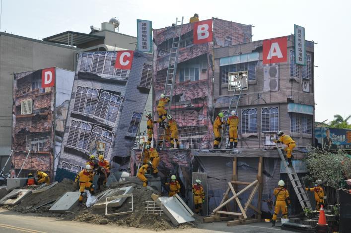 消防局-民安7號