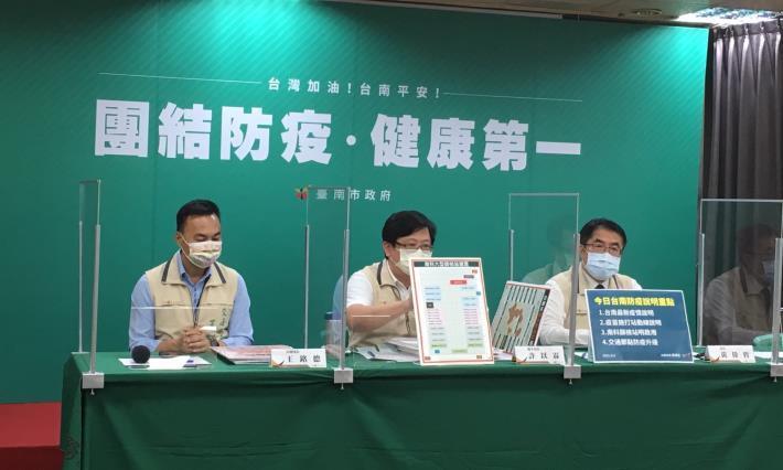 台南今(8)日新增1例本土確診個案,詳實提供TOCC資訊,保護家人朋友減少感染風險(共11張)-6