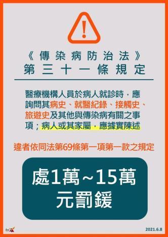 台南今(8)日新增1例本土確診個案,詳實提供TOCC資訊,保護家人朋友減少感染風險(共11張)-10