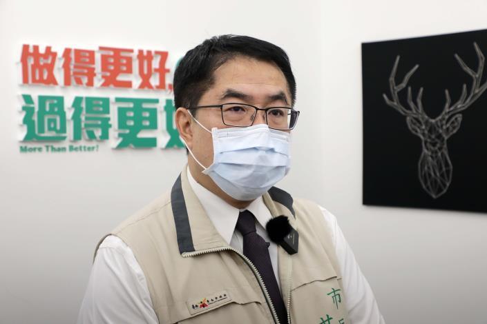 #疫苗不良反應 #第六分局所長