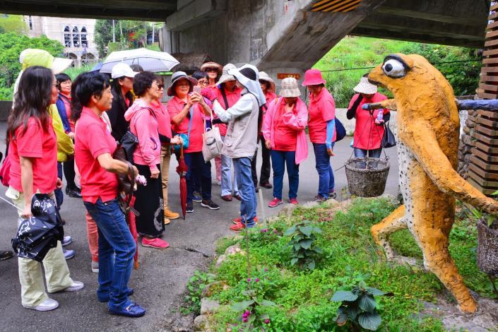 1070412南投桃米社區菇菇園