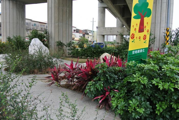 光文陸橋下