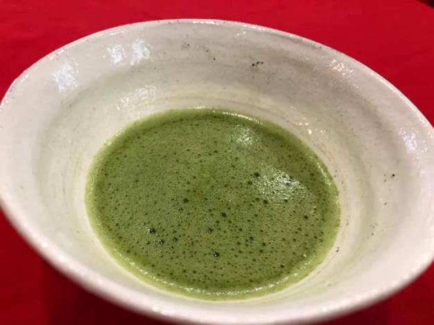 提供區民體驗日本抹茶道