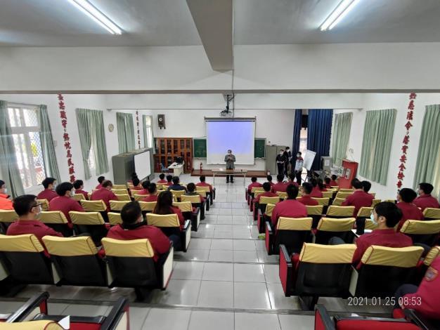 消防新進人員學科及戰術訓練1