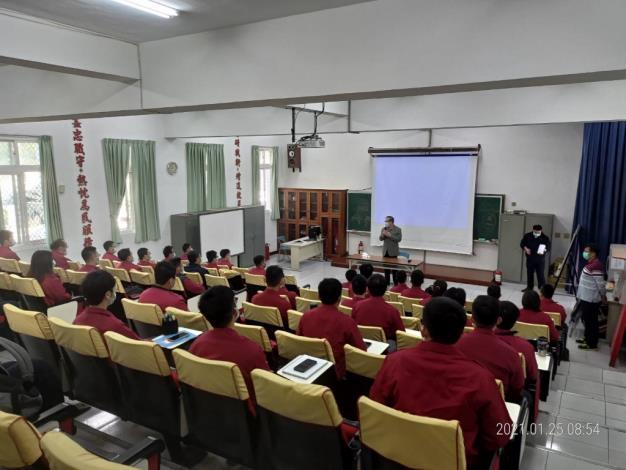 消防新進人員學科及戰術訓練