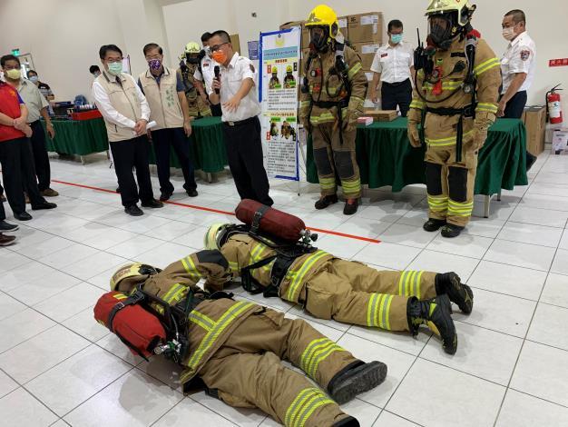 消防專用無線電盲點與改善說明2