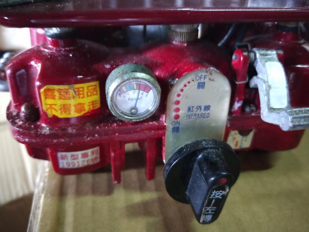 自行私下填充休閒爐或瓦斯罐 危險又違法2