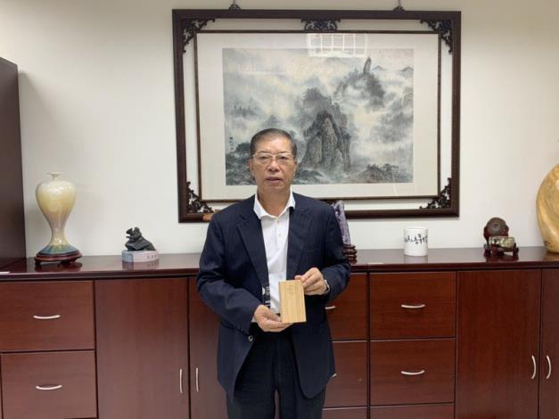 台南市消防局局長李明峯,榮獲經理人月刊評選為「2020年度百大MVP經理人」